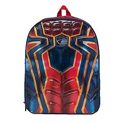 Kids Marvel Spider-Man Molded Backpack