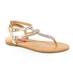 Unionbay Egypt Women's Embellished Sandals