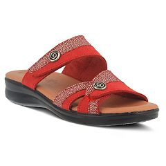 Flexus by Spring Step Quasida Women's Slide Sandals