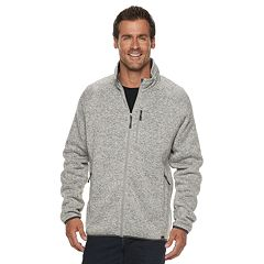 Men's ZeroXposur Beamer Sweater Fleece Jacket