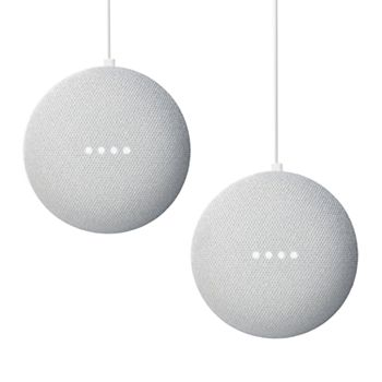 2-Pack Google Home Mini Speaker