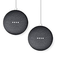 Google Home Mini 2-pack