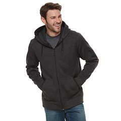 Men's ZeroXposur Stowe Sweater Fleece Hooded Jacket