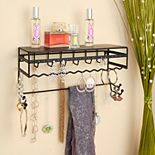 Simplify Jewelry & Accessory Wall Organizer