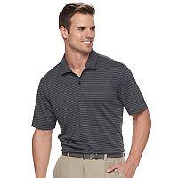 Men's FILA SPORT GOLF® Regular-Fit Pro Core Feeder-Striped Performance Polo