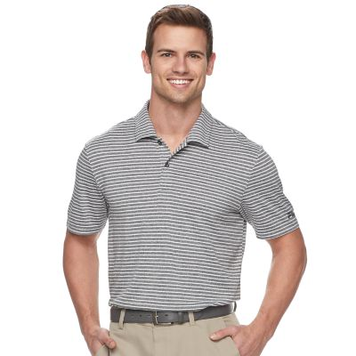 Men's FILA SPORT GOLF® Regular-Fit Pro Core Feeder-Striped Performance Polo
