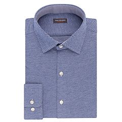 Men's Van Heusen Slim-Fit Stretch Dress Shirt