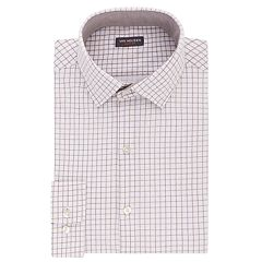 Men's Van Heusen Traveler Comfort Knit Slim-Fit Stretch Dress Shirt