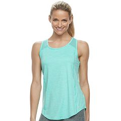 Women's Tek Gear® Performance Mesh Yoke Tank