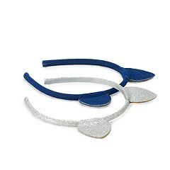 Girls 4-8 Carter's 2-pack Cat Ear Headbands