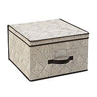 Macbeth ClosetCandie Geo Natural Jumbo Storage Box