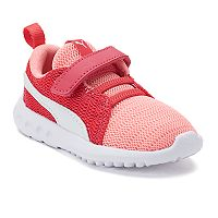 PUMA Carson 2 V Toddler Girls' Running Shoes