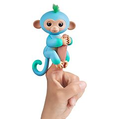 WowWee Fingerlings Baby 2-Tone Monkey