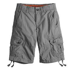 Boys 8-20 Urban Pipeline™ MaxFlex Ripstop Cargo Shorts