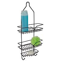 Home Basics Bronze Shower Caddy