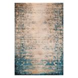 United Weavers Jules Radical Chic Weathered Framed Floral Rug