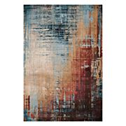 United Weavers Jules Stacks Weathered Abstract Rug