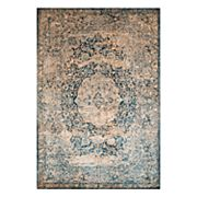 United Weavers Jules Alexandrite Weathered Framed Floral Rug