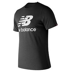 Men's New Balance Stacked Logo Tee