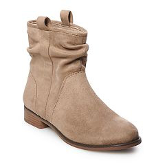 SO® Tupelo Women's Ankle Boots