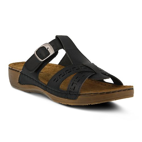 Flexus by Spring Step Nery Women's Slide Sandals