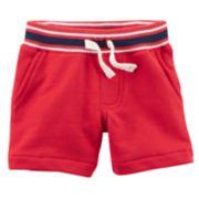 Baby Boy Carter's Cuffed Pull-On Shorts