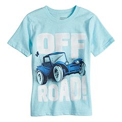Boys 4-10 Jumping Beans® 'Off Road' Car Graphic Tee