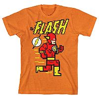 Boys 8-20 Flash Tee