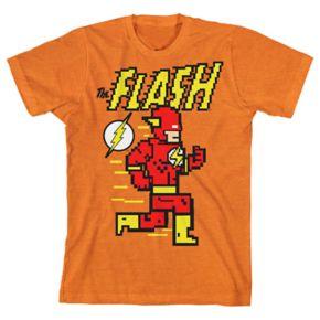 Boys 8-20 Flash Tee