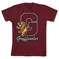 Boys 8-20 Harry Potter Gryffindor Tee