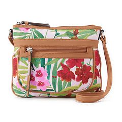 Rosetti Astrid Printed Mini Crossbody Bag