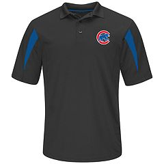 Big & Tall Chicago Cubs Team Polo