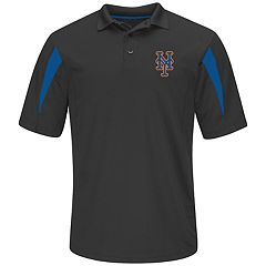 Big & Tall New York Mets Team Polo