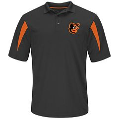 Big & Tall Baltimore Orioles Team Polo