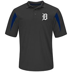 Big & Tall Detroit Tigers Team Polo