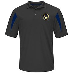 Big & Tall Milwaukee Brewers Team Polo