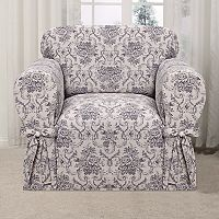 Kathy Ireland Chateau Chair Slipcover