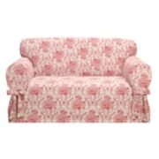 Kathy Ireland Chateau Loveseat Slipcover