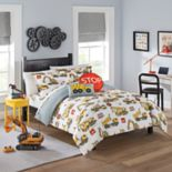 Waverly Kids Under Construction Reversible Comforter Set