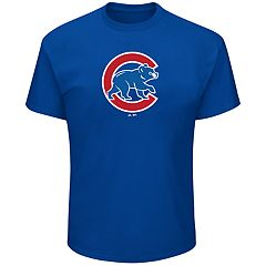 Big & Tall Chicago Cubs Precision Play Tee