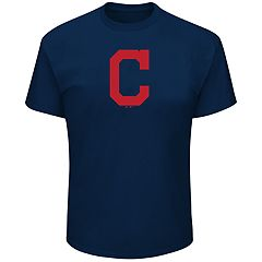 Big & Tall Cleveland Indians Precision Play Tee