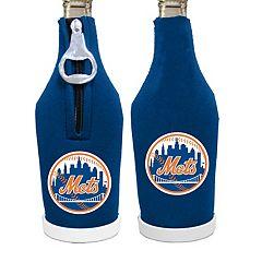 New York Mets Bottle Cooler with Opener