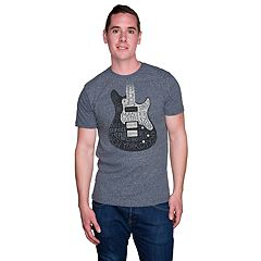 Men's SONOMA Goods for Life™ 'Master Guitar Store' Tee