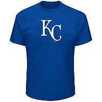 Big & Tall Kansas City Royals Precision Play Tee