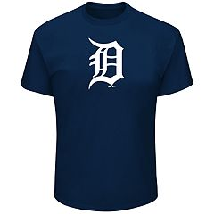 Big & Tall Detroit Tigers Precision Play Tee