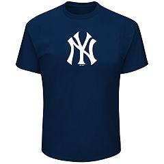 Big & Tall New York Yankees Precision Play Tee