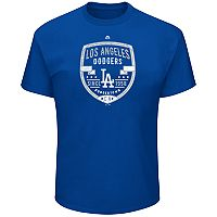 Big & Tall Majestic Los Angeles Dodgers Savor the Victory Tee