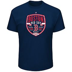 Big & Tall Majestic Boston Red Sox Savor the Victory Tee