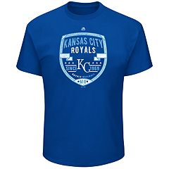 Big & Tall Majestic Kansas City Royals Savor the Victory Tee