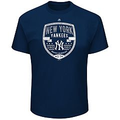 Big & Tall Majestic New York Yankees Savor the Victory Tee